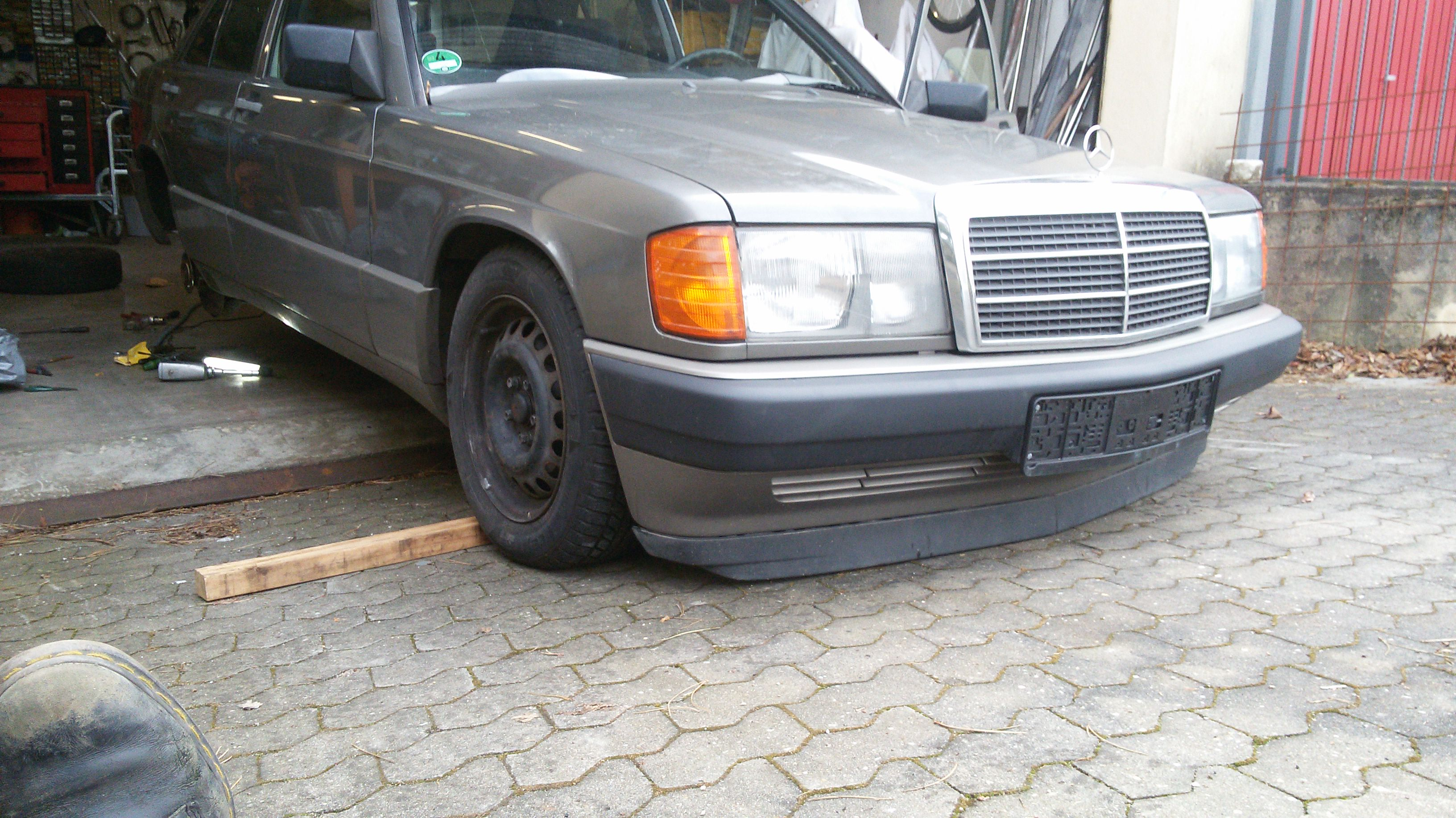 Mercedes 190e Golf 3 Lippe