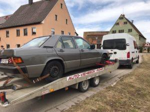 190e Sommerauto